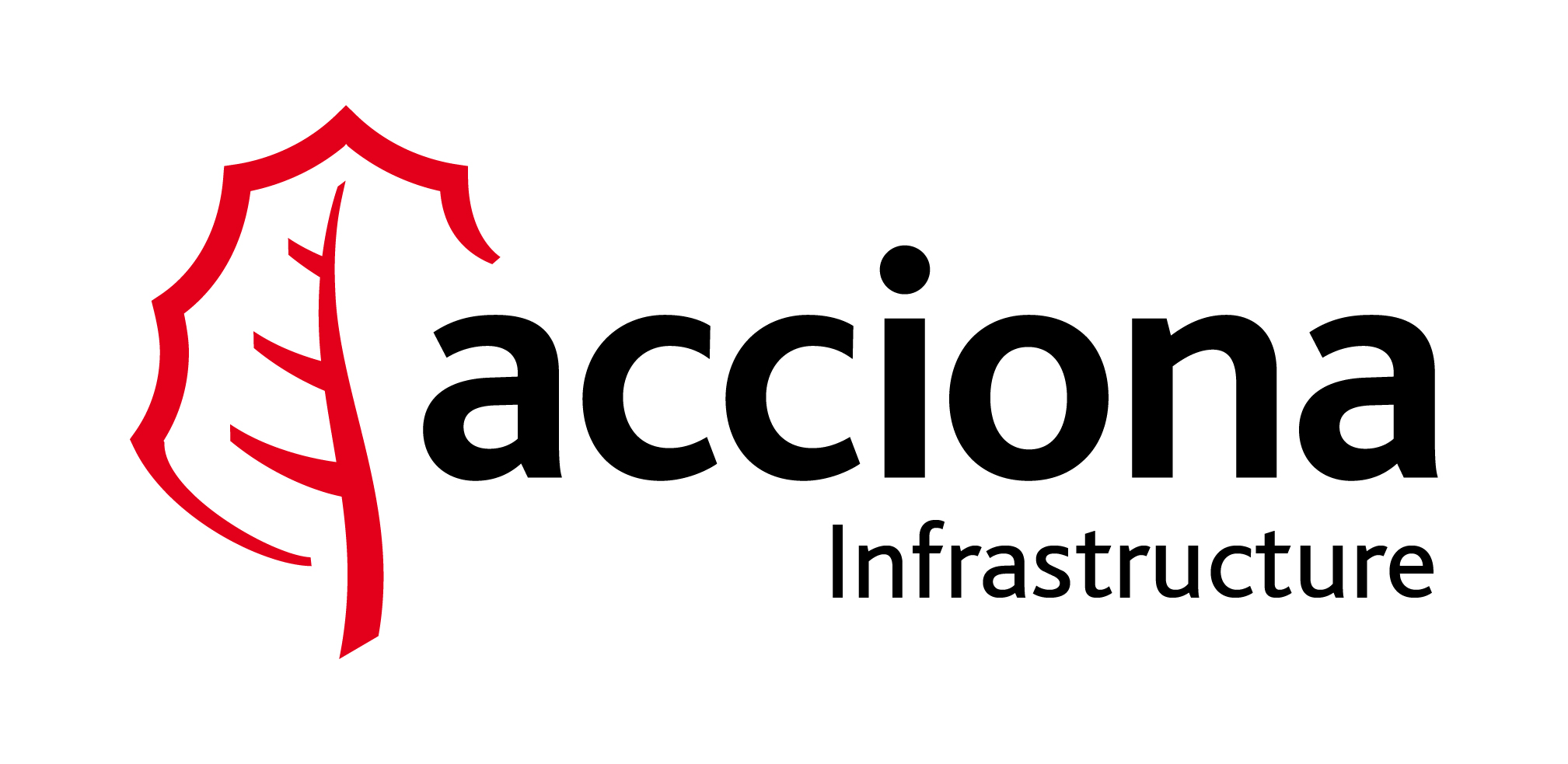 Acciona Infrastructure logo - full colour