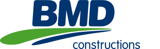 BMD Constructions - logo full colour