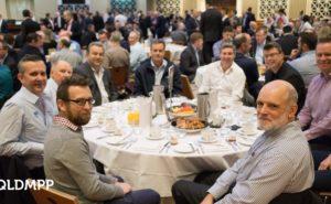 QLDMPP Guests enjoy the networking