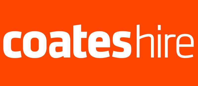 Coates Hire logo