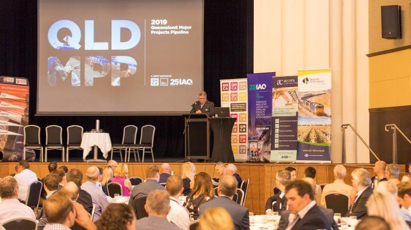 2019 Major Projects Pipeline Report - Queensland Major Contractors